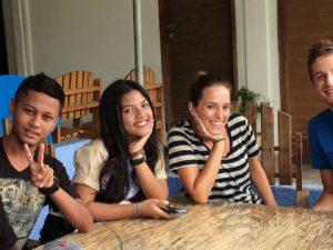 Kupang im Zeichen der Bildung